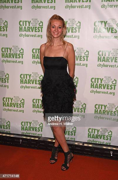 Alisa Roever attends City Harvest's 21st Annual Gala An Evening Of Practical Magic at Cipriani 42nd Street on April 30 2015 in New York City