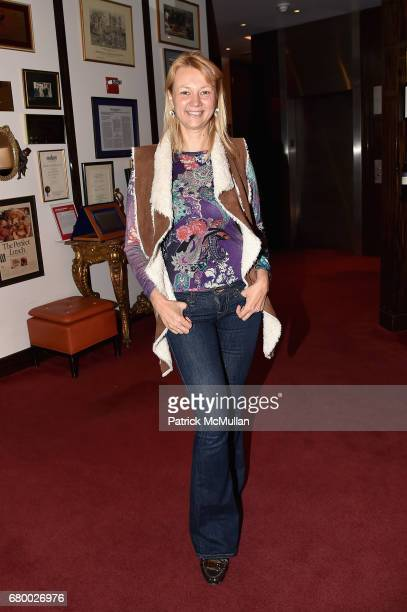 Alisa Roever attends the Kentucky Derby Party New York City at Le Cirque on May 6 2017 in New York City