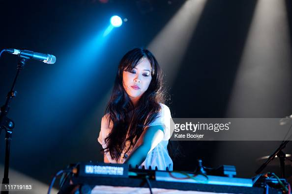 Alisa Xayalith Of The Naked And Famous Performs On Stage At Koko On News Photo -5369