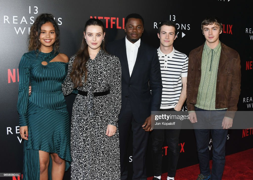 "#NETFLIXFYSEE Event For ""13 Reasons Why"" Season 2 - Arrivals : News Photo"