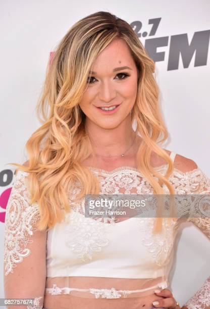 Alisha Marie attends 1027 KIIS FM's 2017 Wango Tango at StubHub Center on May 13 2017 in Carson California