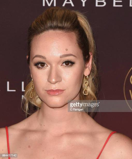 Alisha Marie attends People's Ones to Watch at NeueHouse Hollywood on October 4 2017 in Los Angeles California