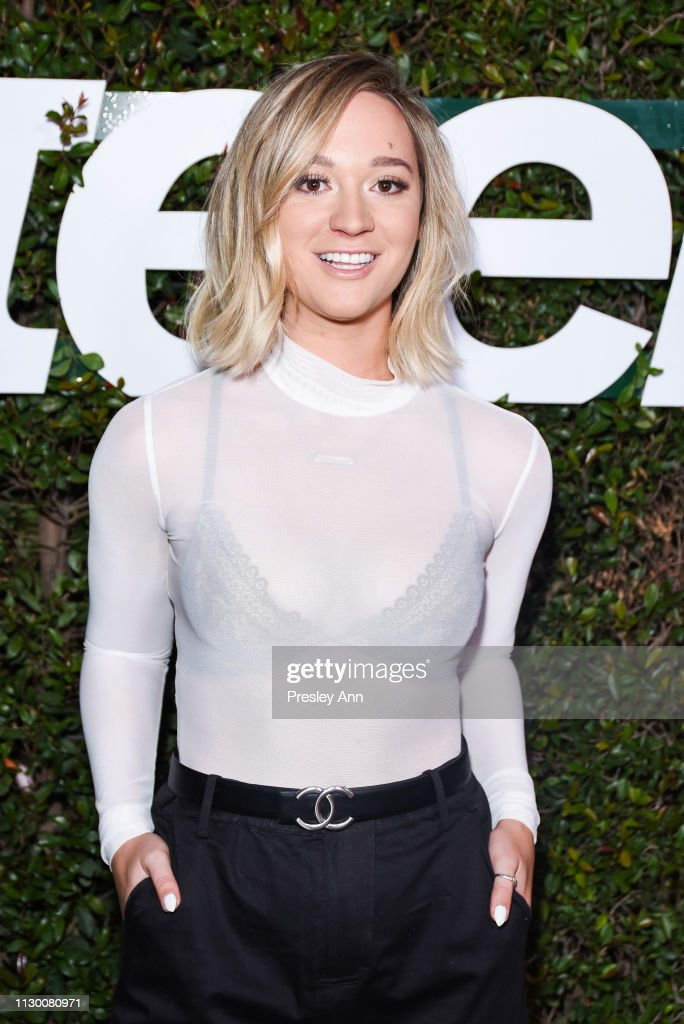 Teen Vogue's 2019 Young Hollywood Party Presented By Snap - Arrivals : News Photo