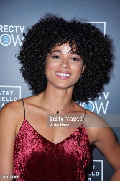 Alisha Wainwright attends the ATT Hello Lab's Mentorship Program Debuts Five Short Films at Hammer Museum on December 1 2017 in Los Angeles California