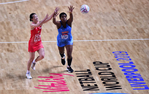 GBR: Vitality Netball World Cup - Day Five