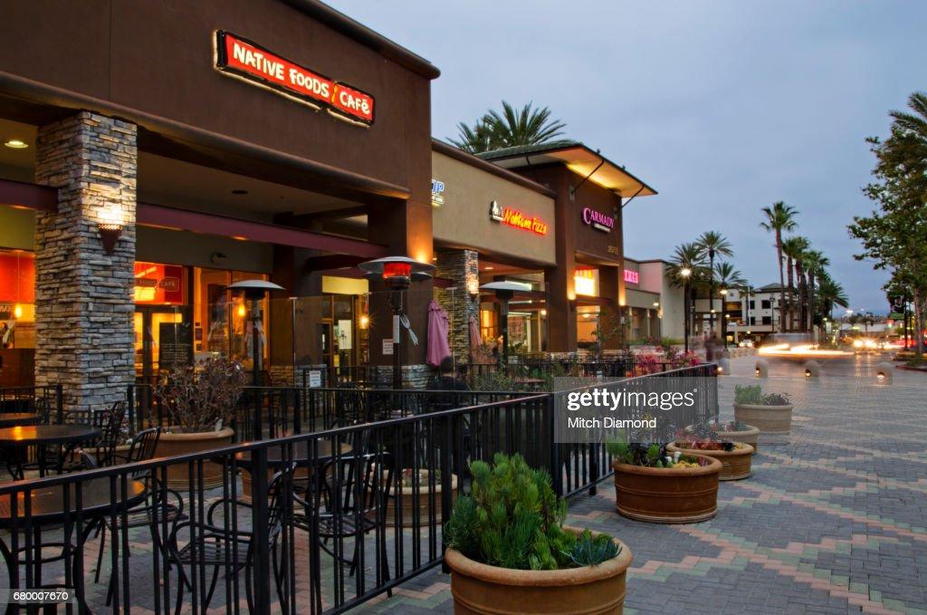 Aliso Viejo Town Center Restaurants Best