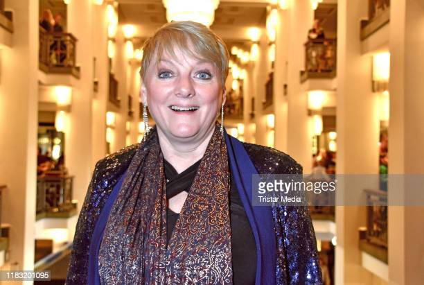 Alison Arngrim at the Young Show Im Labyrinth der Buecher at Friedrichstadtpalast on November 17 2019 in Berlin Germany