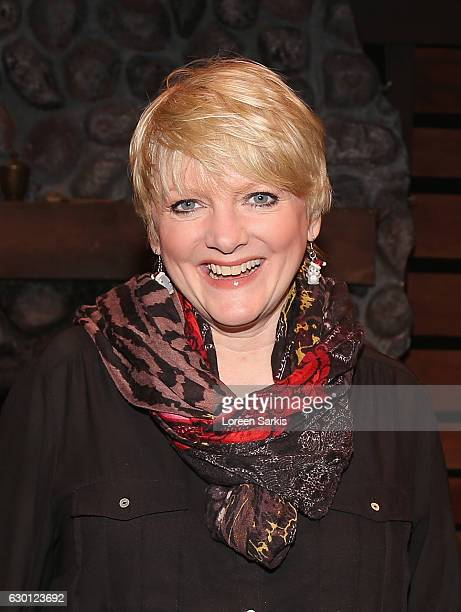 Alison Arngrim attends 'A Little House Christmas' at Sierra Madre Playhouse on December 16 2016 in Sierra Madre California