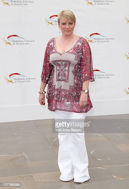 Alison Arngrim attends Photocall for 'Little House On The Prairie' during the 51st Monte Carlo TV Festival on June 7 2011 in Monaco Monaco