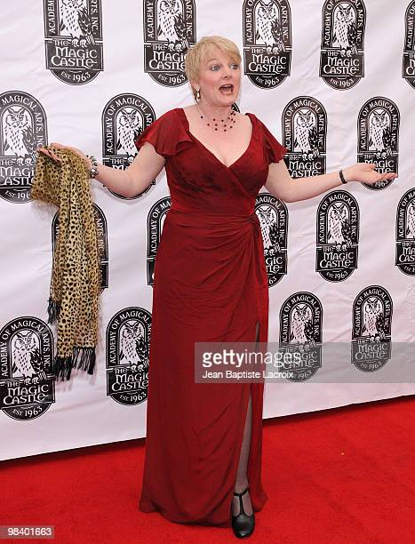 Alison Arngrim attends the 42nd Annual Academy of Magical Arts Awards at Avalon on April 11 2010 in Hollywood California