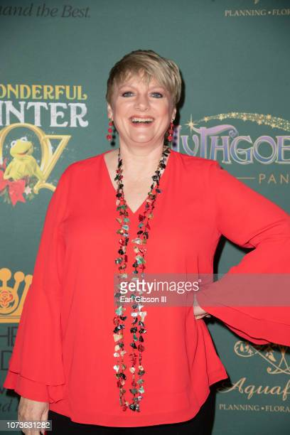 Alison Arngrim attends the World Premiere Of Lythgoe Family Pantos' The Wonderful Winter Of Oz Opening Night at Pasadena Civic Auditorium on December...