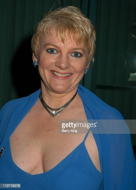 Alison Arngrim during Academy Of Television Arts Sciences Presents TV Cares Ribbon Of Hope Celebration 2004 at Leonard H Goldenson Theatre in North...