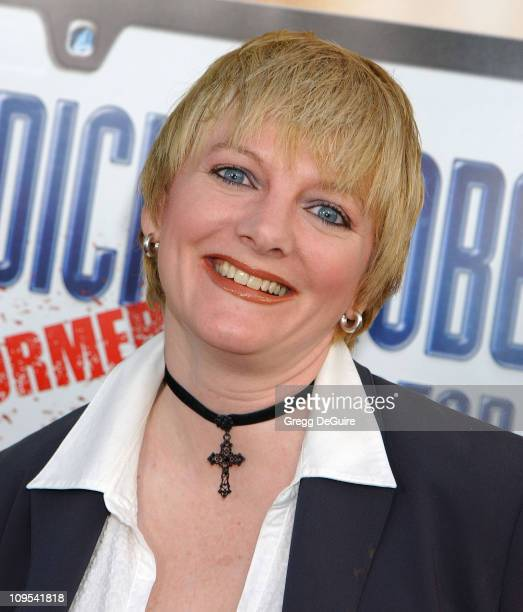 Alison Arngrim during 'Dickie Roberts Former Child Star' Premiere at Arclight Theater in Hollywood California United States