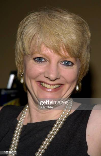 Alison Arngrim during Rita McKenzie Stars In 'Ethel Merman's Broadway' February 4 2005 at El Portal Theatre in Los Angeles California United States