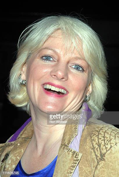 Alison Arngrim during 'Souvenir' Opening Night at Brentwood Theater in Brentwood CA United States