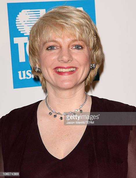 Alison Arngrim during USA Today Inaugural Hollywood Hero Award Gala Honoring Zina Bethune at Beverly Hilton Hotel in Beverly Hills California United...