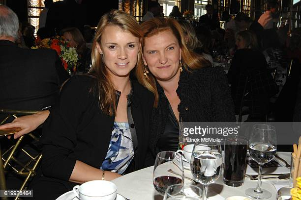 Alison Aston and Melanie Holland attend The 2008 ASPCA Humane Awards at Rainbow Room on October 30 2008 in New York City