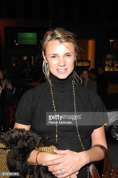 Alison Aston attends Ungaro Hosts the Kickoff of New Yorkers for Children's Spring Gala New Years In April A Fool's Fete at Emanuel Ungaro on March...