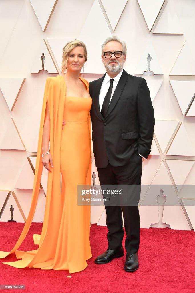 92nd Annual Academy Awards - Arrivals : News Photo