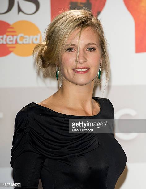 Alison Balsom attends the Classic Brit Awards 2012 at Royal Albert Hall on October 2 2012 in London United Kingdom
