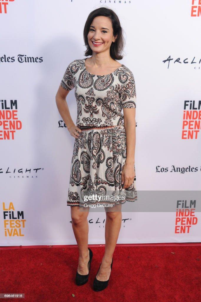 """2017 Los Angeles Film Festival - Premiere Of """"Becks"""" - Arrivals : ニュース写真"""