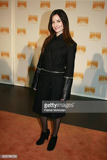 Alison Becker attends FOOD BANK FOR NEW YORK CITY PRESENTS THE 5TH ANNUAL CANDO AWARDS DINNER AND COMMEMORATES THEIR 25th ANNIVERSARY at Abigail...