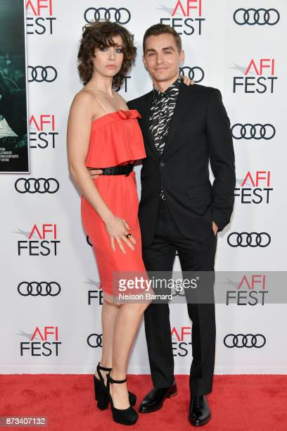 Alison Brie and Dave Franco attend the screening of The Disaster Artist at AFI FEST 2017 Presented By Audi on November 12 2017 in Hollywood California