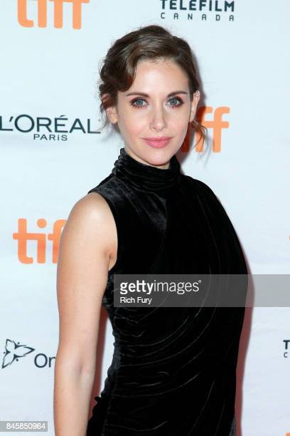 Alison Brie attends The Disaster Artist premiere during the 2017 Toronto International Film Festival at Ryerson Theatre on September 11 2017 in...