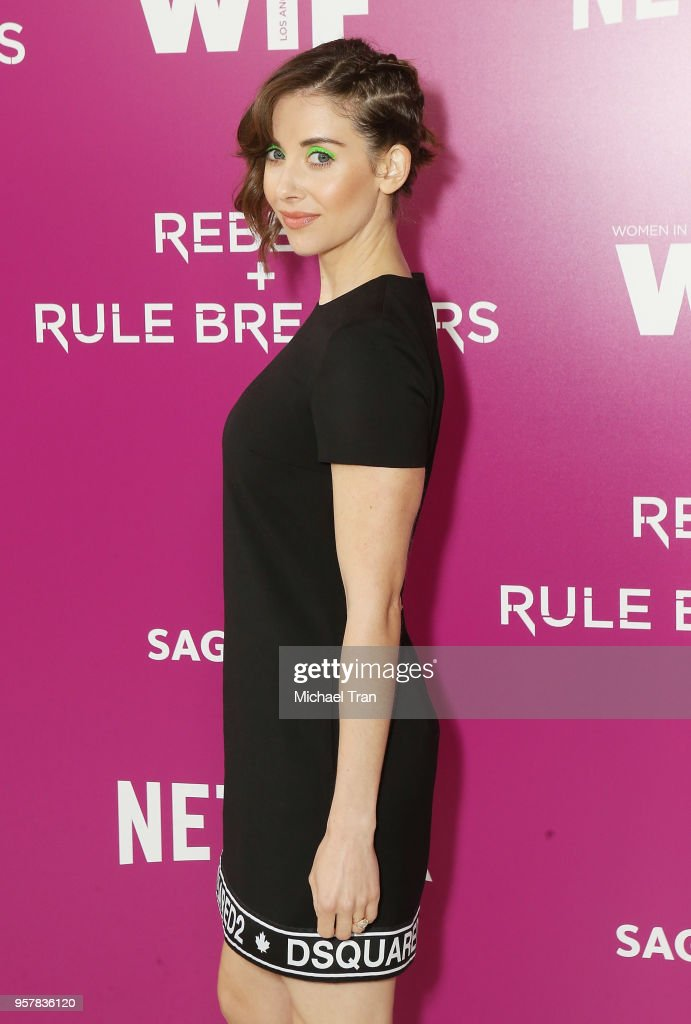 Netflix - Rebels And Rules Breakers For Your Consideration Event - Arrivals : News Photo