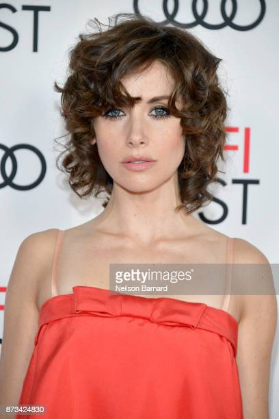 Alison Brie attends the screening of The Disaster Artist at AFI FEST 2017 Presented By Audi at TCL Chinese Theatre on November 12 2017 in Hollywood...