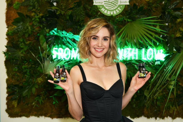 NY: Manitoba Harvest Partners With Alison Brie To Launch New Broad Spectrum Hemp Extract With CBD