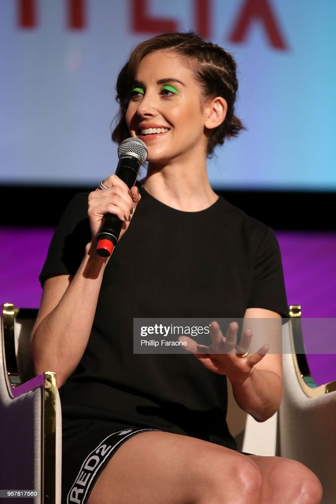 Netflix - Rebels And Rule Breakers For Your Consideration Event - Panels : News Photo