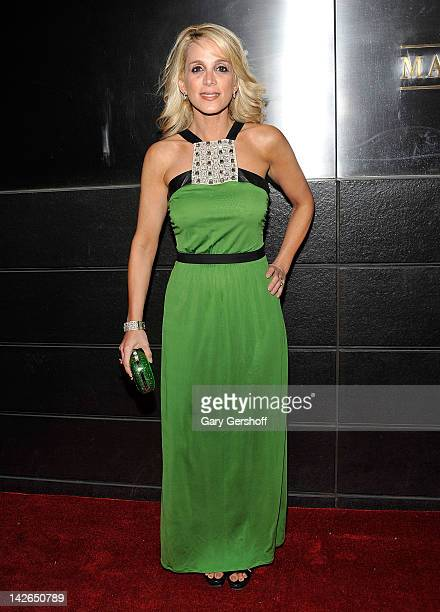 Alison Brod of Alison Brod Public Relations attends the 9th annual Spring Dinner Dance New Year's In April A Fool's Fete at the Mandarin Oriental...
