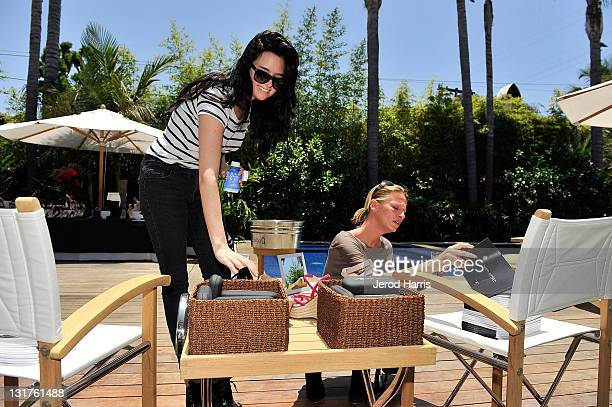 Alison Brod Public Relations Los Angeles Summer Style Event on June 15 2011 in Beverly Hills California