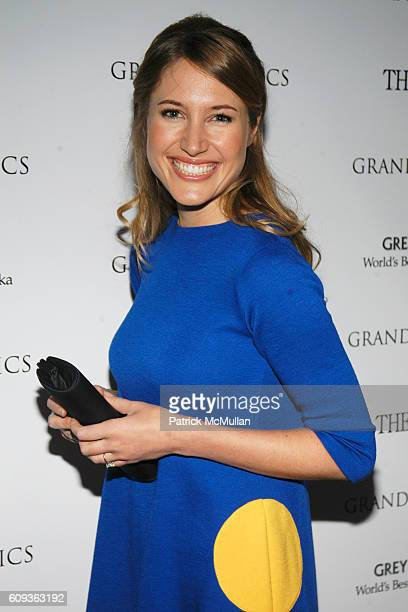 Alison Brokaw attends Sam Mendes Hosts a GRAND CLASSICS Screening of KIND HEARTS AND CORONETS Presented by THE WEEK at SoHo House on January 30 2007...