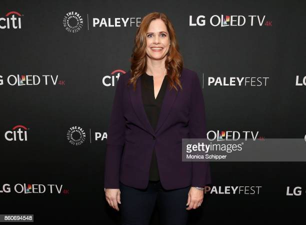 Alison Camillo attends PaleyFest NY 2017 'Full Frontal With Samantha Bee' at The Paley Center for Media on October 12 2017 in New York City