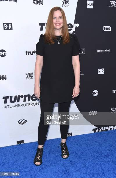 Alison Camillo attends the 2018 Turner Upfront at One Penn Plaza on May 16 2018 in New York City