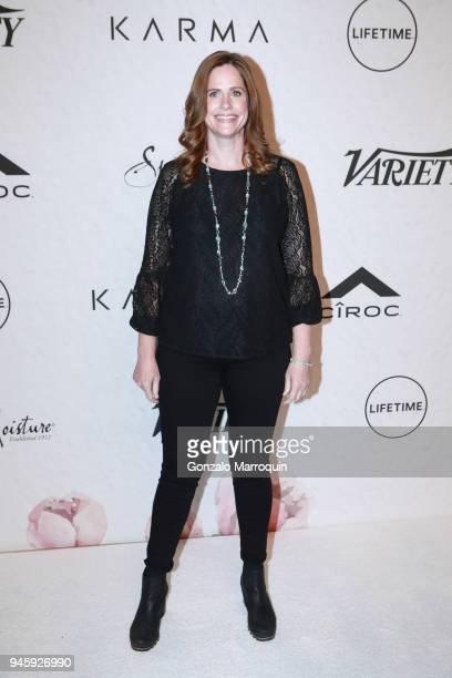 Alison Camillo during the 2018 Variety's Power Of Women New York at Cipriani Wall Street on April 13 2018 in New York City