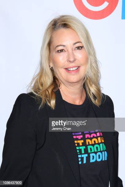 Alison Coville arrives to WE Day Toronto and the WE Carpet at Scotiabank Arena on September 20 2018 in Toronto Canada