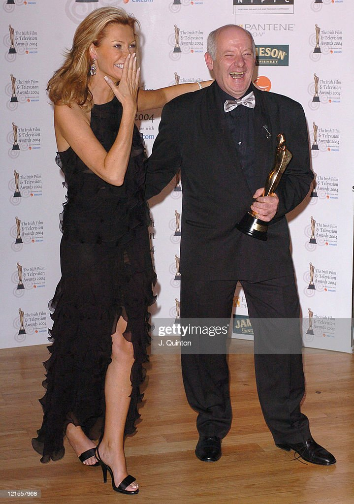 The Irish Film and Television Awards 2004 - Press Room : Nachrichtenfoto