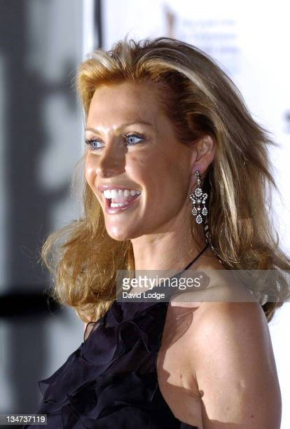 Alison Doody during The Irish Film and Television Awards 2004 Pressroom at The Burlington Hotel in Dublin Ireland