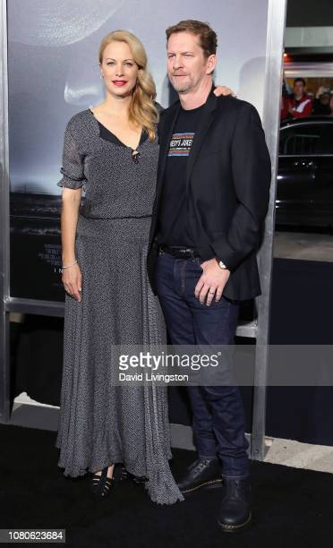 """Alison Eastwood and Stacy Poitras attend Warner Bros. Pictures World Premiere of """"The Mule"""" at Regency Village Theatre on December 10, 2018 in..."""