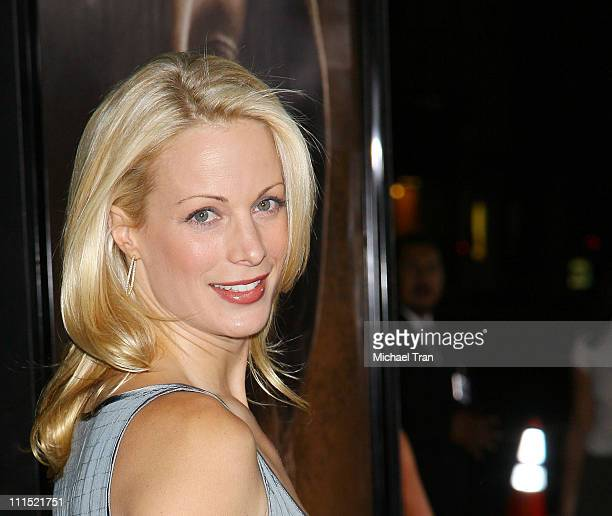 Alison Eastwood arrives at the Los Angeles premiere of Changeling held at The Academy of Motion Picture Arts and Sciences on October 23 2008 in...