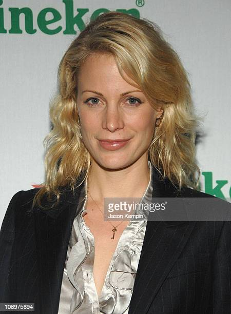 Alison Eastwood attends the Hamptons Film Festival Kabluey Reception at the Laundry Restaurant on October 19 2007 in East Hampton New York