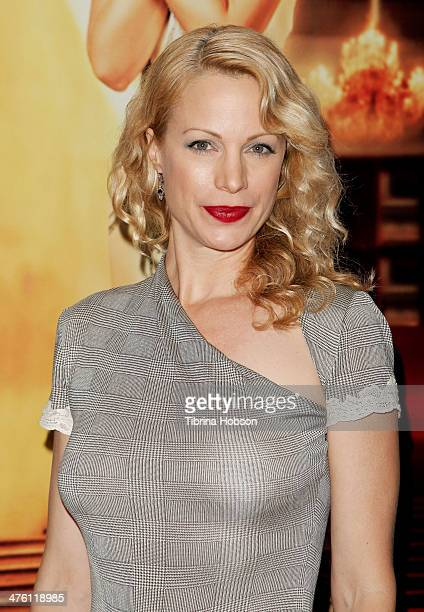 Alison Eastwood attends the SOCIETY UNICI PreOscar party at Unici Casa Gallery on March 1 2014 in Culver City California