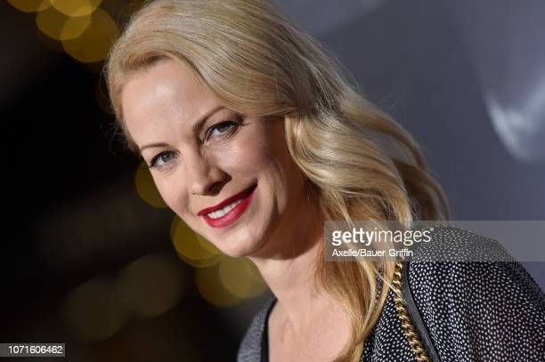 Alison Eastwood attends the Warner Bros Pictures world premiere of 'The Mule' at Regency Village Theatre on December 10 2018 in Westwood California