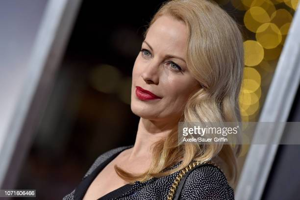Alison Eastwood attends the Warner Bros. Pictures world premiere of 'The Mule' at Regency Village Theatre on December 10, 2018 in Westwood,...