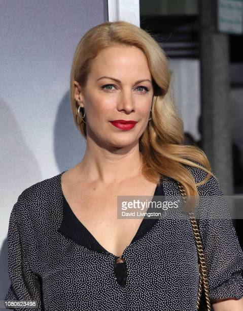 """Alison Eastwood attends Warner Bros. Pictures World Premiere of """"The Mule"""" at Regency Village Theatre on December 10, 2018 in Westwood, California."""