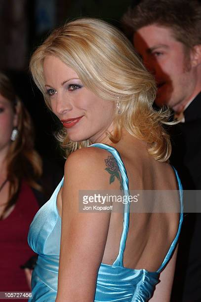 Alison Eastwood during 2005 Vanity Fair Oscar Party at Mortons in Los Angeles California United States