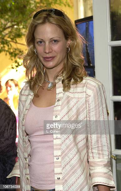 Alison Eastwood during Sunset Marquis OasisPreMTV Movie Awards with Spin Magazine Rock the Vote at Sunset Marquis Villas in West Hollywood California...